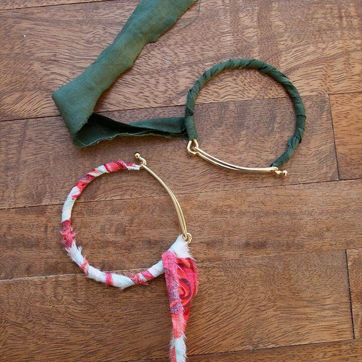 Perfect 5 minute DIY Bracelet