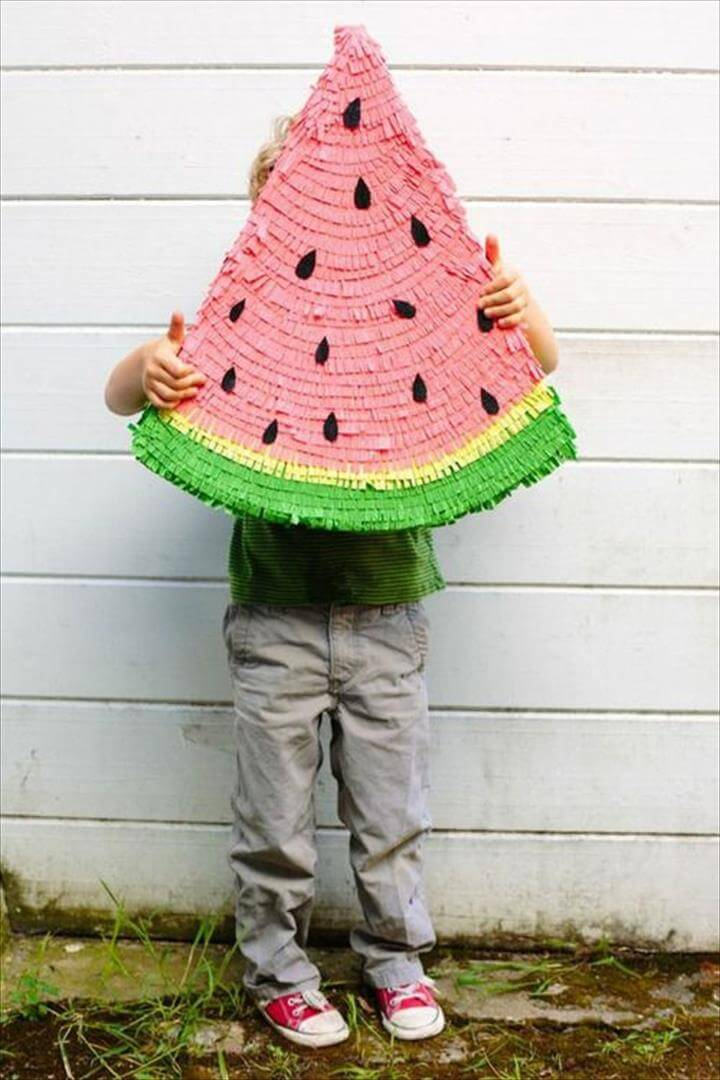 DIY Fruit Crafts- Petit & Small