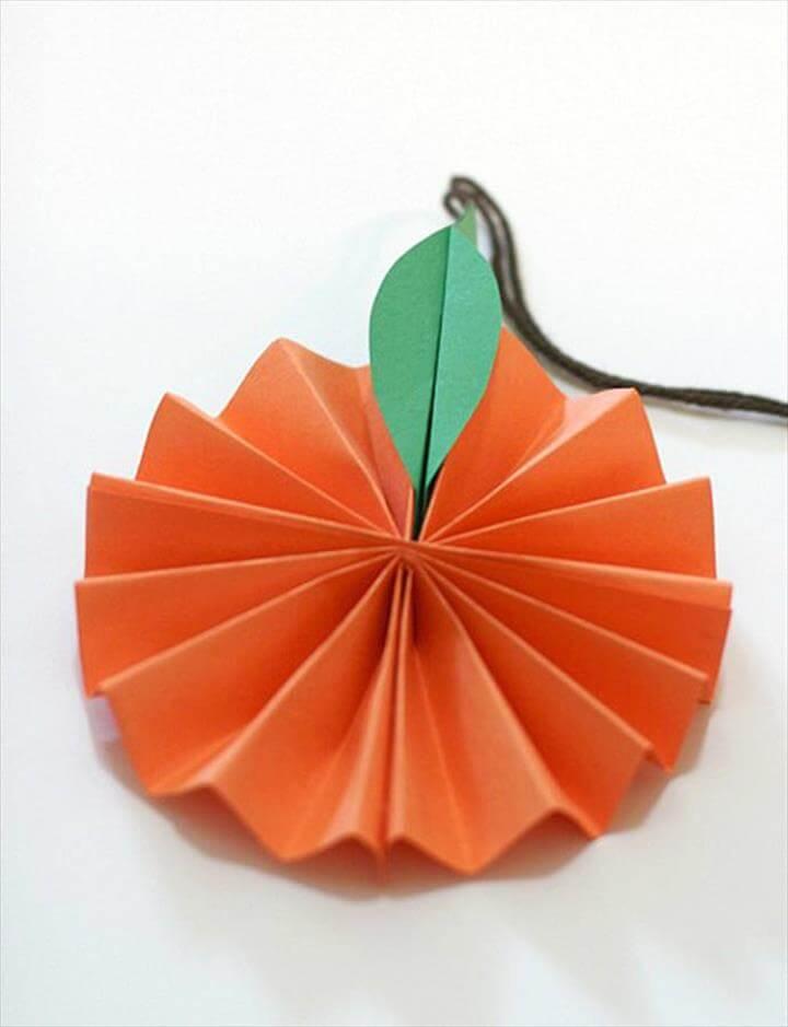 Lemon and Orange Paper Crafts