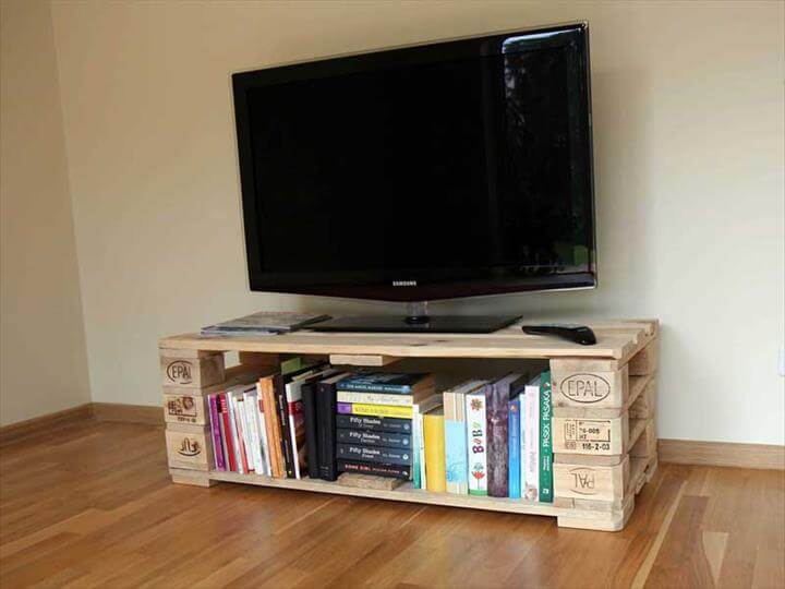 DIY TV Stand Ideas for Your Next Weekend Project