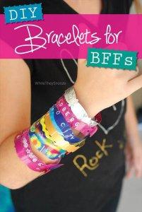 10 DIY Bracelet's -Super Easy Ideas