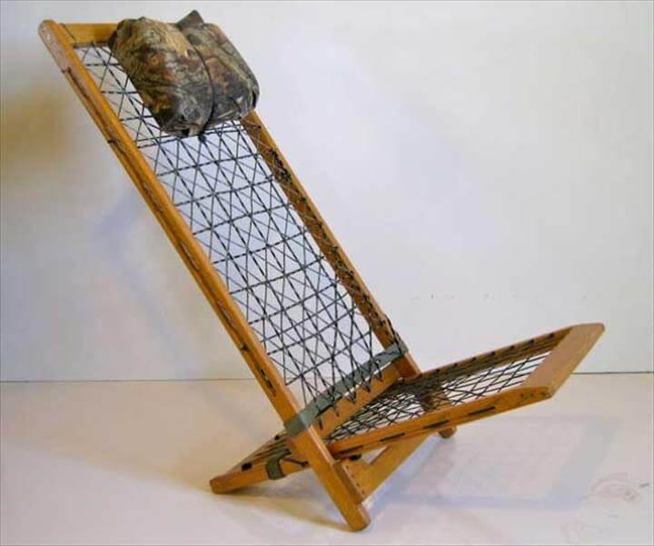 Paracord Chair