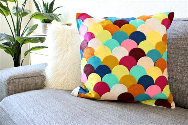 No-Sew Pillow Case Patterns