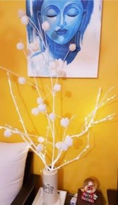 20 DIY Timeless Tree Branches Home Decor Ideas