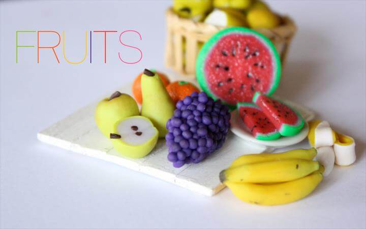 Fruit Crafts for Kids Fruit Bananas Watermelon Apples Pears oranges & Grapes In Of Fruit Crafts