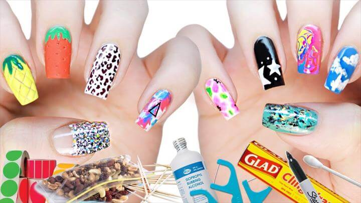 diy nail art, diy fashion, fashion ideas
