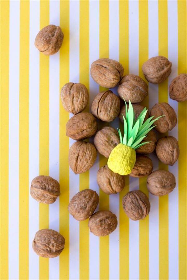 DIY Itty Bitty Pineapples - Studio DIY · Pineapple CraftFruit ...