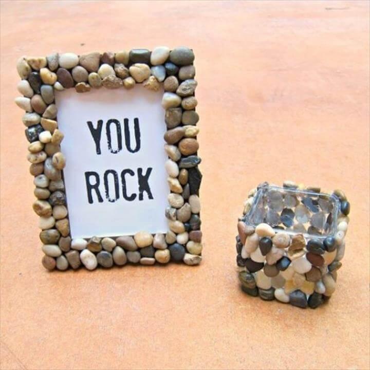 Rock Accented Décor