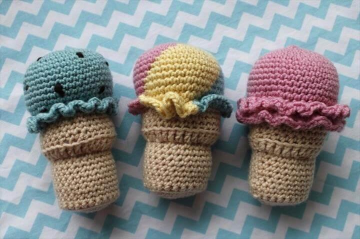 crochet ideas ice crochet Halloween pattern