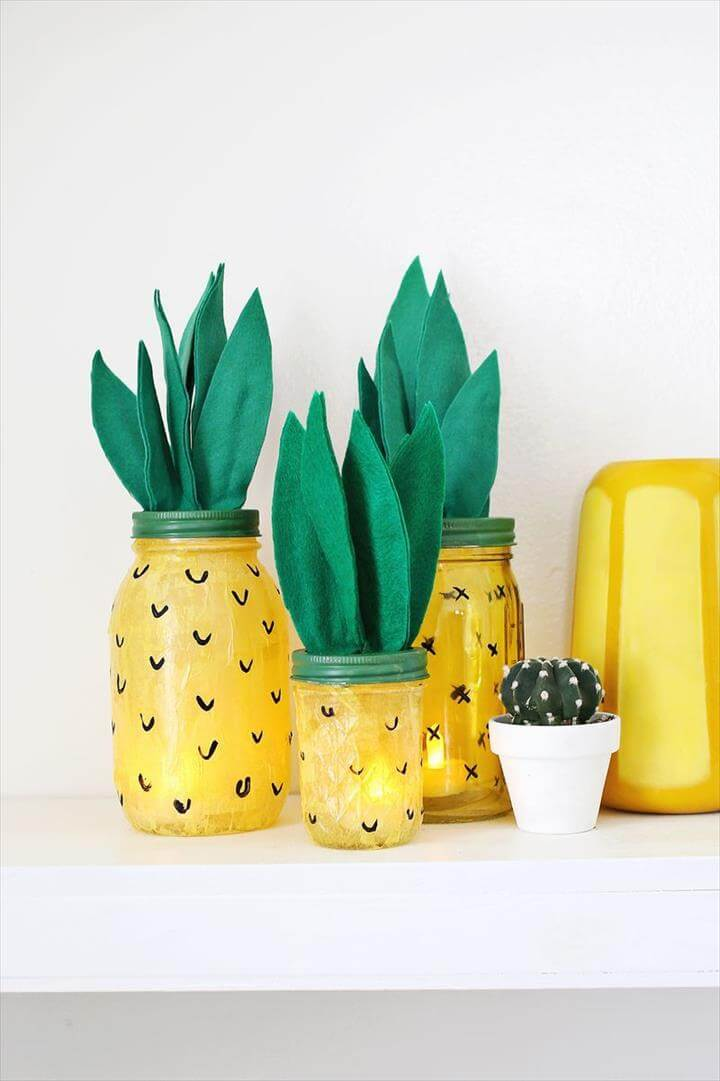 pineapple night ligh