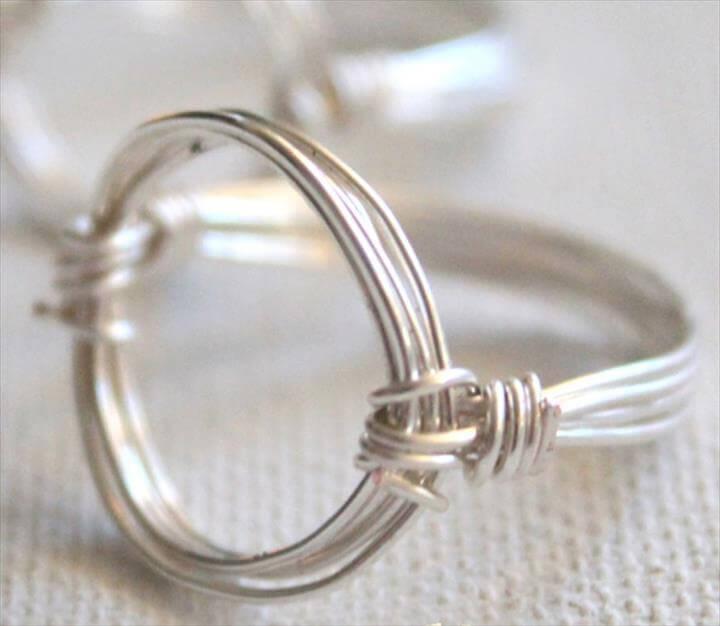 Dazzling DIY Rings