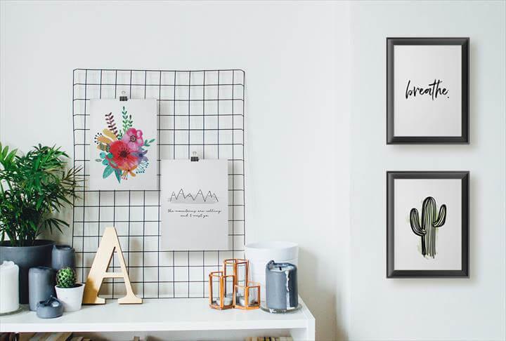 DIY Wall Art Printables