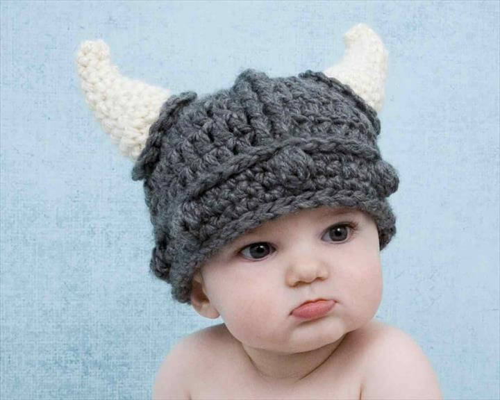 Crochet beard hat ideas