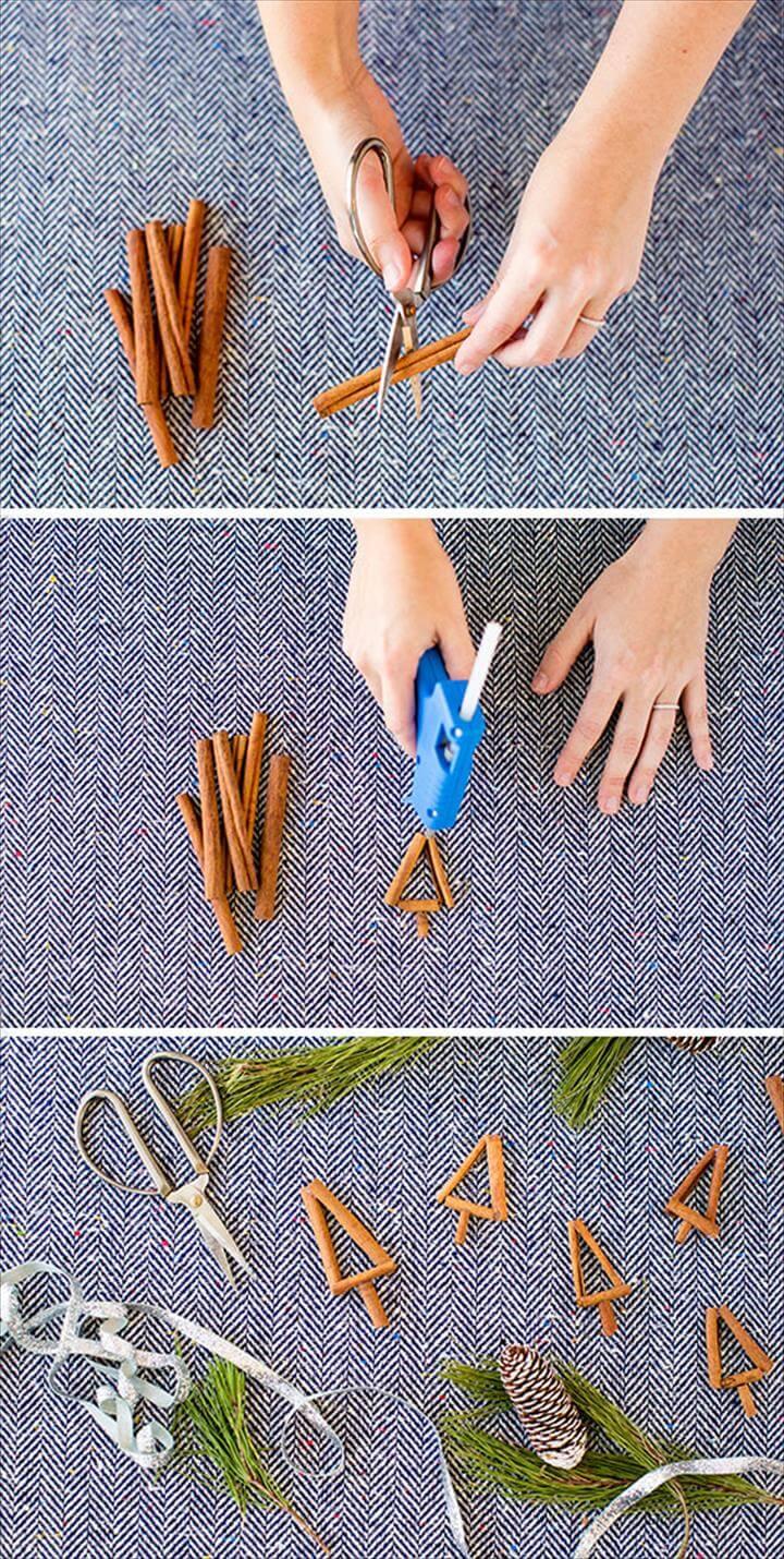 Cinnamon Stick Tress