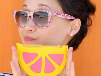 Citrus Wedge Coin Purse TUTORIAL
