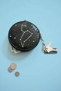 Coin Purse DIY Leo Constellation