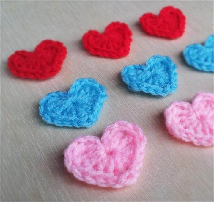 crochet a heart video tutorial