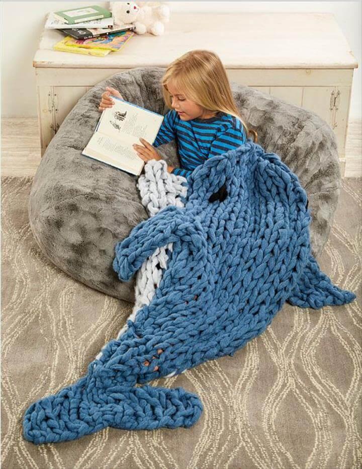Crochet Patterns Sleep Sack Arm Knitting Pattern - Arm Knit Dolphin Sleep Sack