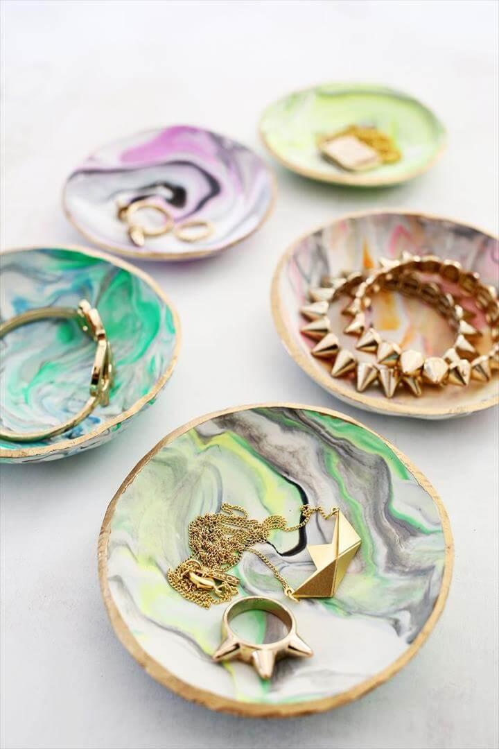 Clay Ring Dish