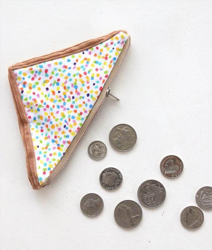 Fairy Bread Coin Purse