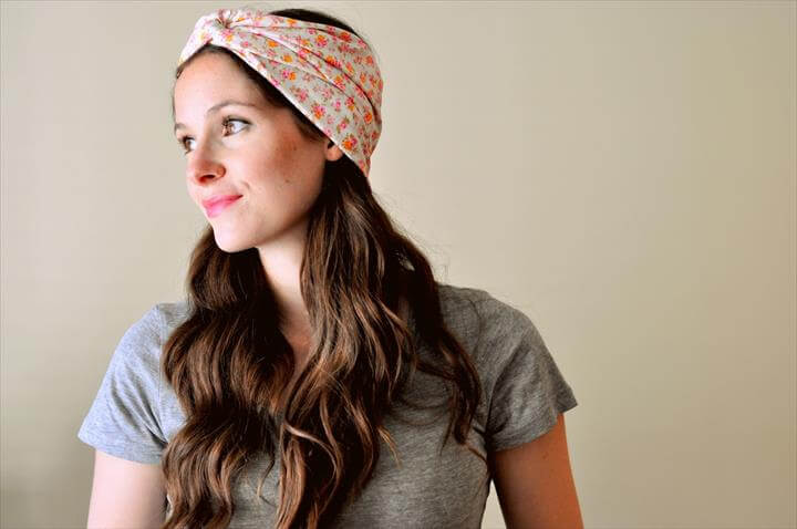3 DIY turban tutorials