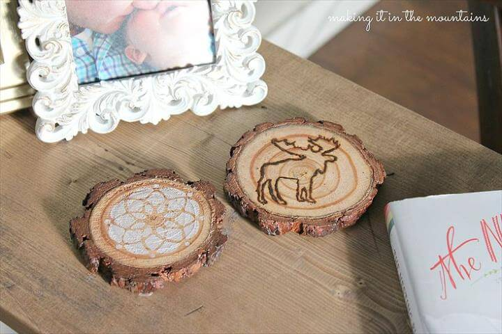 For your rustic, woodsy friend