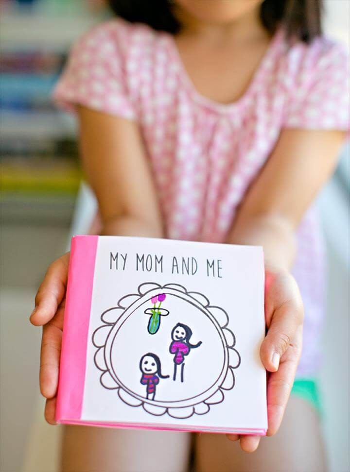 Mother's Day Crafts for Kids of All Ages