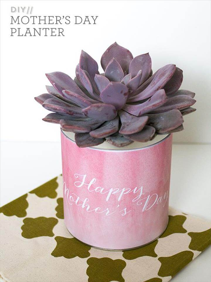 DIY Mother's Day Gifts & Crafts - Best Homemade Mother's Day Present Ideas