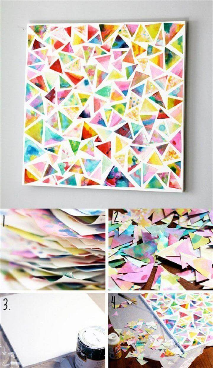 Arts and Crafts Unique Excellent Ideas Canvas Wall Art