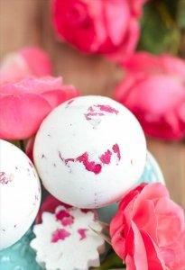 Mother's Day Bath Bomb, Rose Milk Bath Bomb