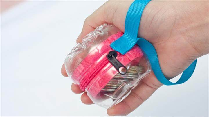 Cute Plastic Bottle Coin Purse - DIY Style Tutorial - Guidecentral