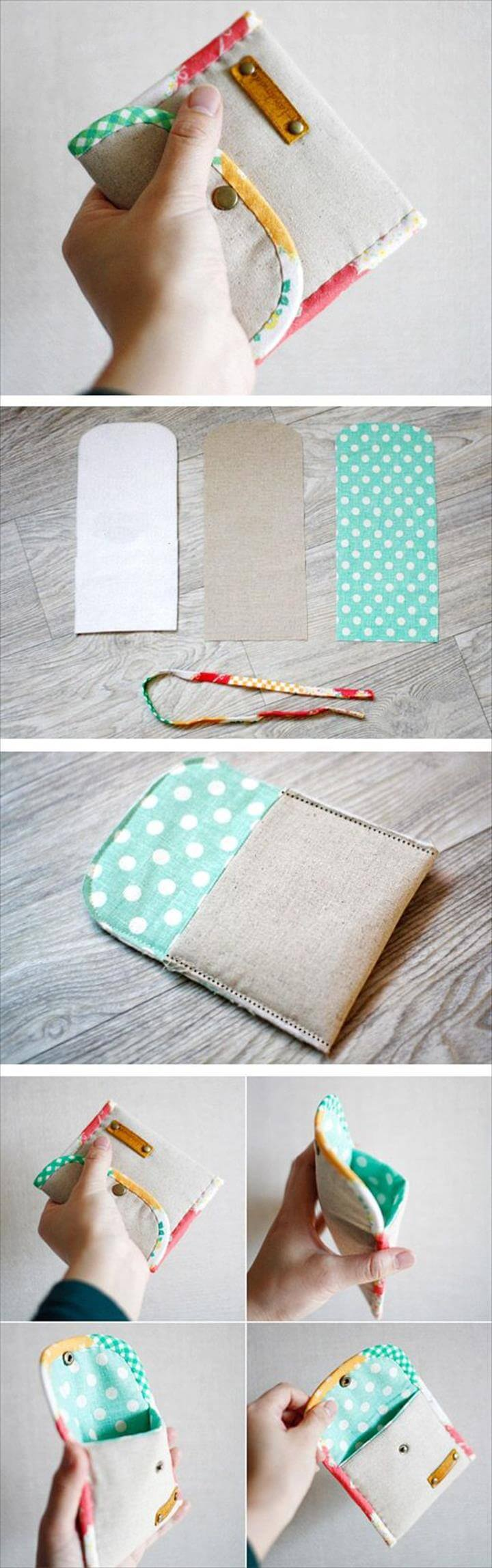 Easy Padded Coin Purse Tutorial Diyour