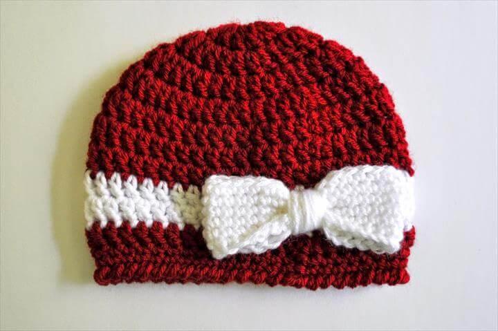 Baby hat patterns ideas