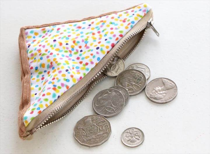 Fairy Bread Coin Purse DIY
