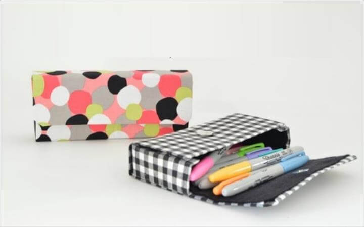 DIY Pouches And Cases