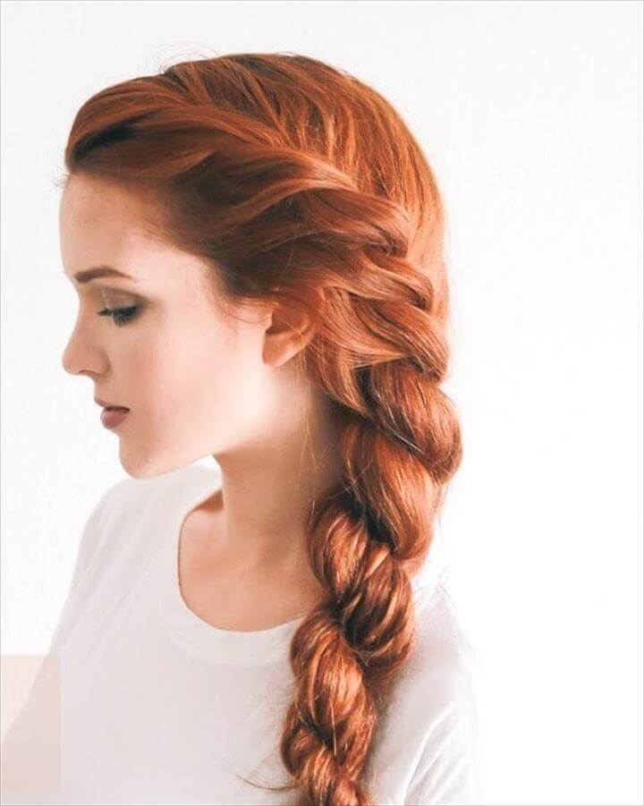 Two Minute Rope Braid