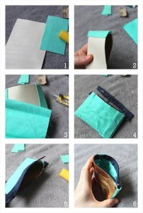 20 DIY Trendy Coin Purses To Make Right Now
