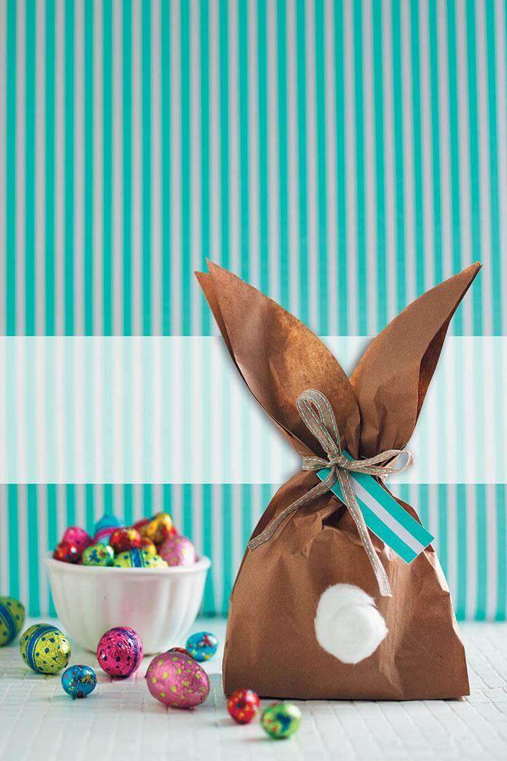 DIY Bunny Bag