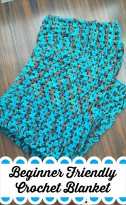 Easy Blanket Crochet Pattern, Crocheted, Crochet, Crochet blanket patterns, Blanket yarn