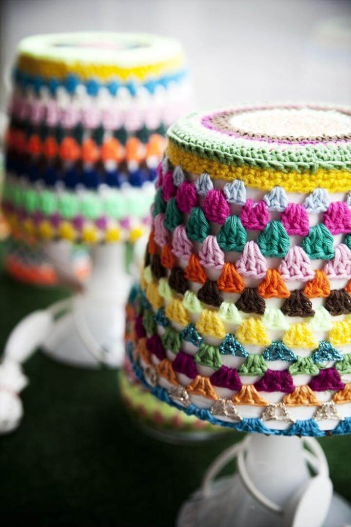 Knitted Home Décor For Cosy Winter