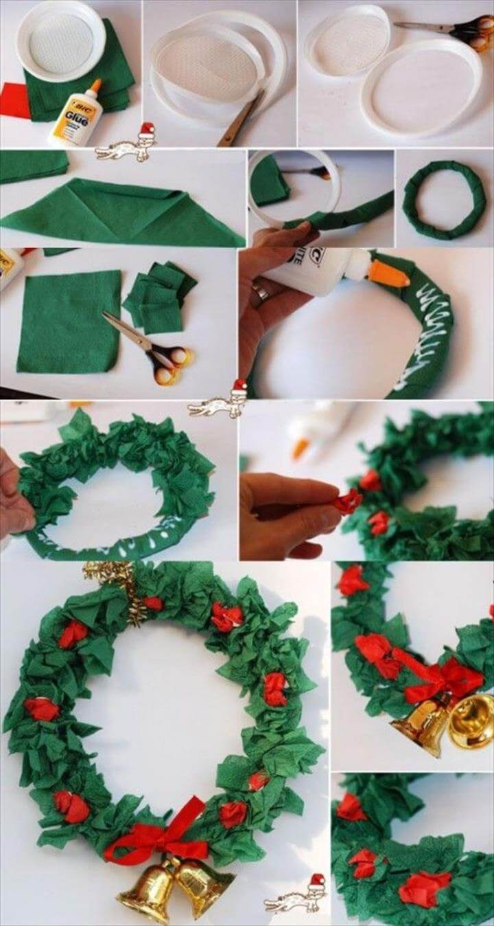 Christmas Crafts For Kids to Make DIY