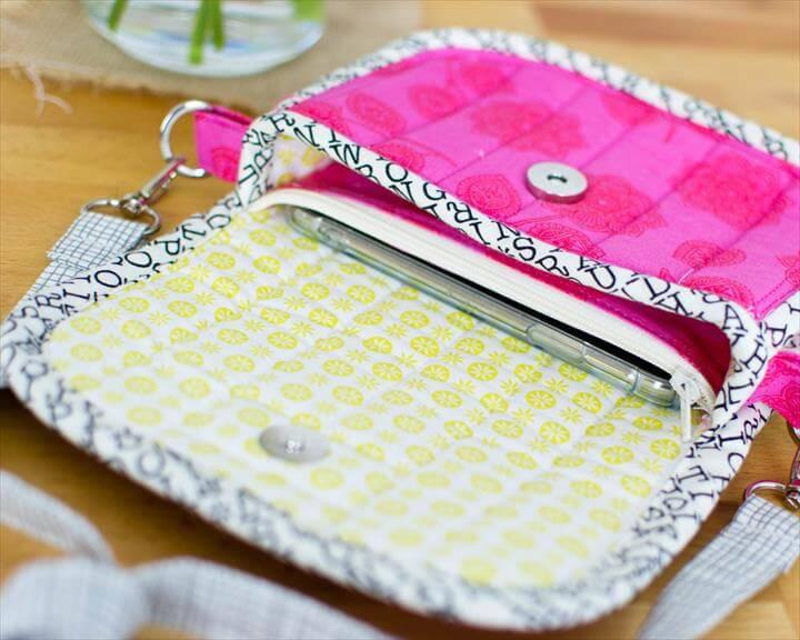 DIY Clutch Bag Pattern, DIY Clutch Bag Pattern {free sewing pattern}