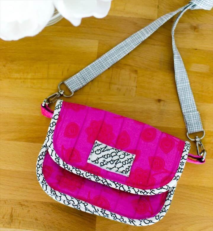 DIY Clutch Bag