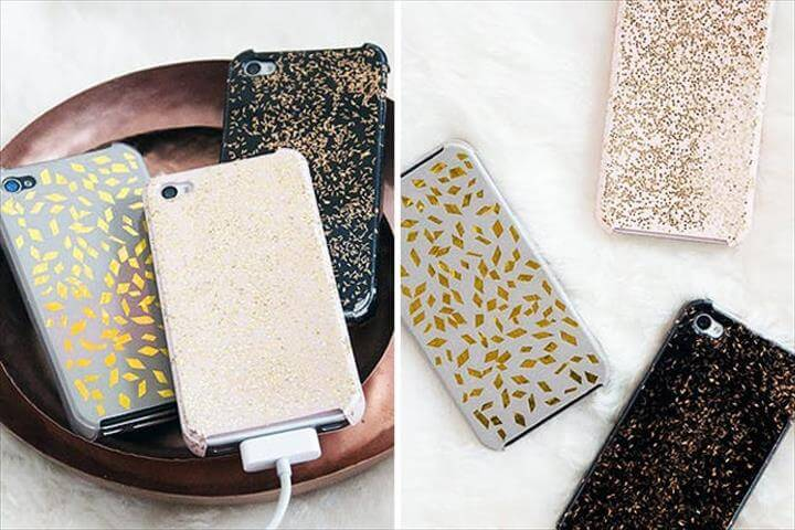 Repurposed Glitz Cases