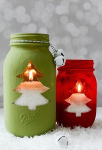 14 DIY Mason Jar Crafts – Easy Uses For Mason Jars