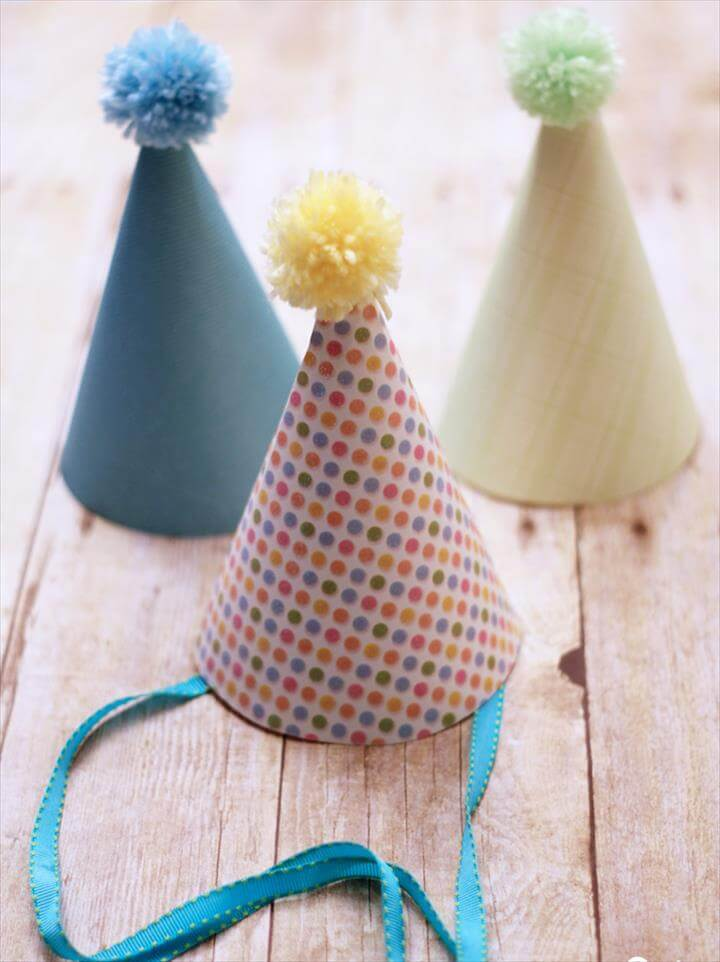 DIY Party Hats: Quick and Easy Tutorial