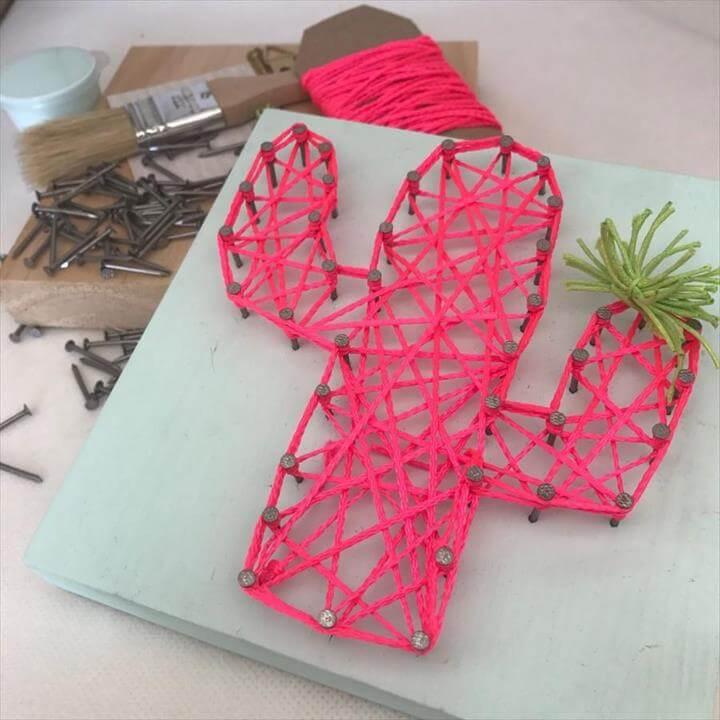 DIY String Art Kit, Craft Kit, Gift for Adults, Gift for Teens, Gift for Kids
