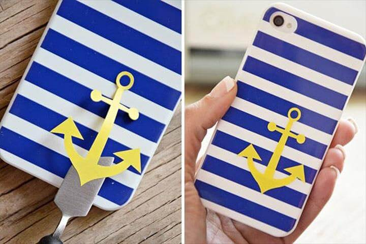 Nautical Anchor Case