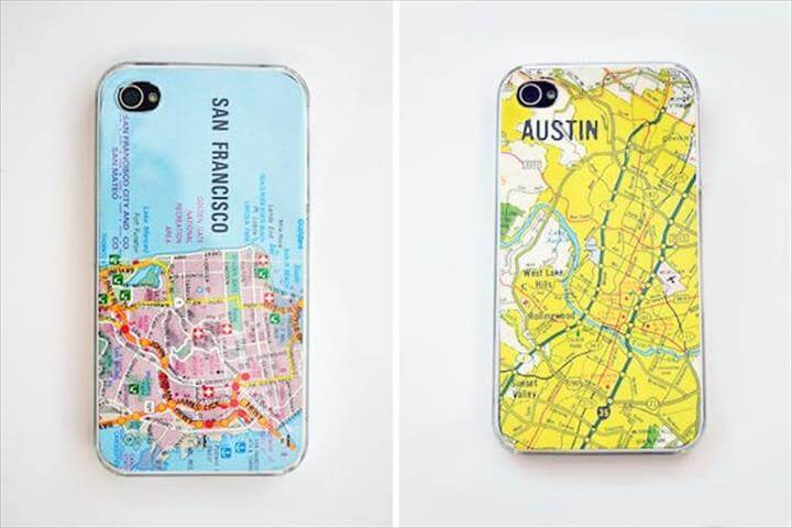 Map Cases