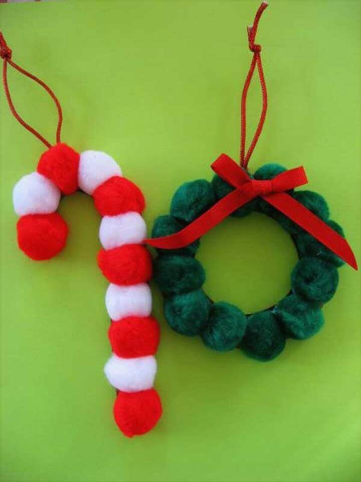 Easy and Cheap Diy Christmas Crafts Kids Can Make for Christmas Decorations for Kids